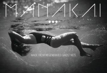 Manakai Swimwear Press Kit