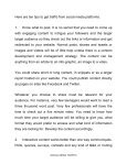 Social Media Traffic - Page 4