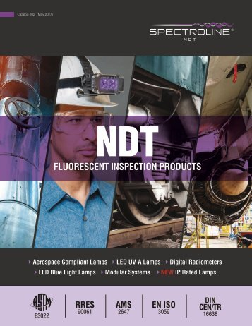 2017 NDT Product Catalog