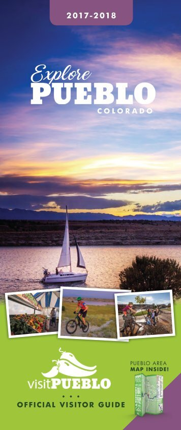 Explore Pueblo, CO Official Visitor Guide