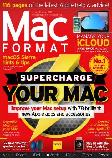 MacFormat_Issue_314_July_2017