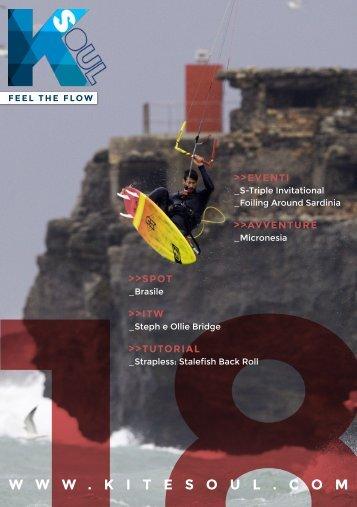 Kitesoul Magazine #18 Edizione Italiana