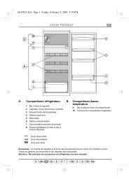 KitchenAid A 215R/M - A 215R/M FR (853985238000) Guide de consultation rapide
