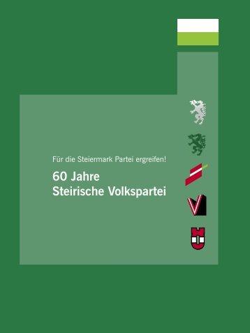 60 Jahre Steirische Volkspartei