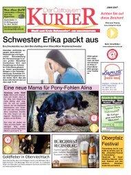 Ostbayern-Kurier Juni 2017 (Nord-Ausgabe)
