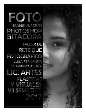 BITACORA RETOQUE FOTOGRAFICO DIGITAL