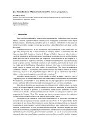 CASA-MUSEO DOMÈNECH I MONTANER DE ... - UPCommons