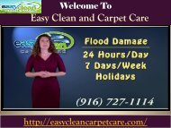 Upholstery Cleaning Sacramento, CA