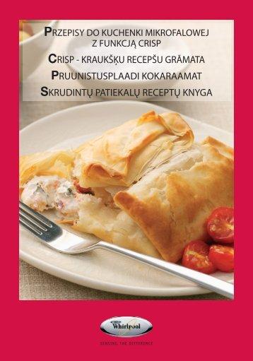 KitchenAid JQ 280 IX - JQ 280 IX PL (858728099790) Livret de recettes