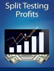 Split Testing Profits