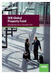 Jahresbericht 31.12.2011 - SEB Asset Management