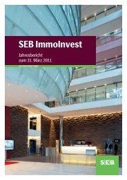 SEB ImmoInvest - SEB Asset Management
