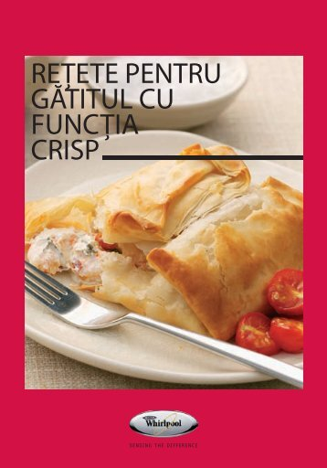 KitchenAid JQ 278 BL - JQ 278 BL RO (858727899490) Livret de recettes