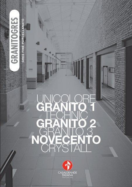 Unicolore Granito 1 Technic Granito 2 Granito 3 Telling