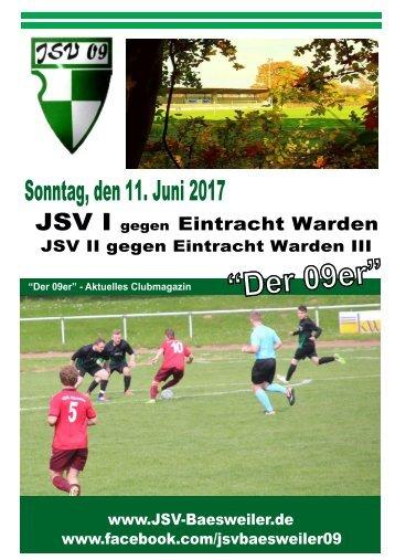 JSV Zeitung Textteil 11.06.2017 Komplett