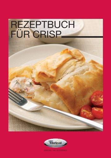 KitchenAid JC 216 SL - JC 216 SL DE (858721699890) Livret de recettes