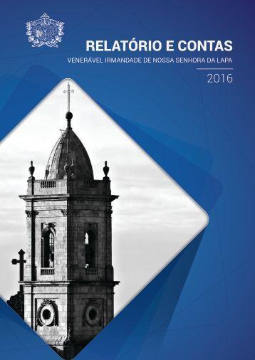 Relatório e Contas - 2016