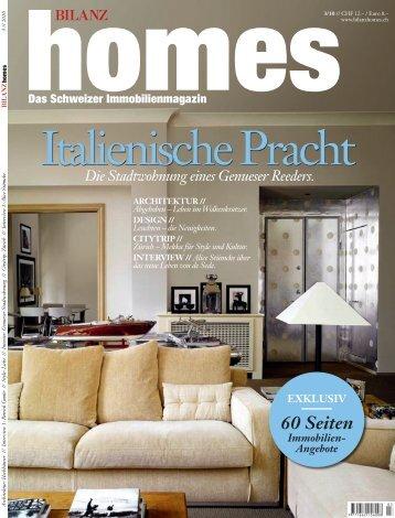 Download Homes 3/2010 (PDF) - BILANZ Homes