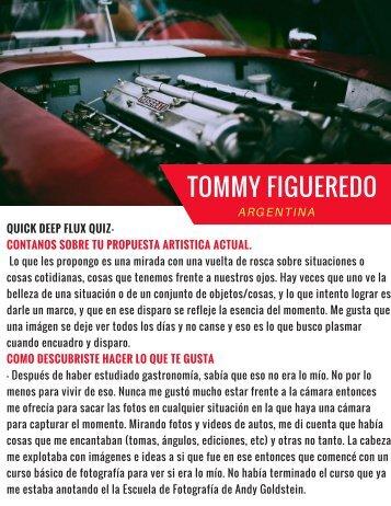 entrevista tommy figueredo