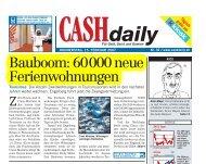 Bauboom: 60000 neue Ferienwohnungen - Wirtschaftsforum Graubünden