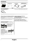 KitchenAid OAKZ9 7921 CS NB - OAKZ9 7921 CS NB LV (859991533860) Setup and user guide - Page 2
