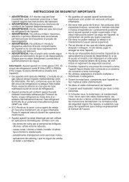 KitchenAid B 18 A2 D/I - B 18 A2 D/I CA (853903701500) Mode d'emploi