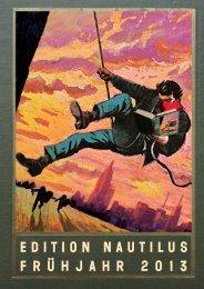 Auberginen‹ vermutlich nicht schreiben können. - Edition Nautilus