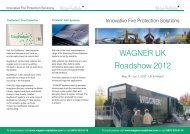 WAGNER-UK-Roadshow-A5 Mailer.cdr - Wagner Alarm