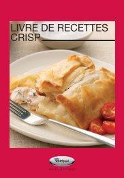 KitchenAid JC 216 WH - JC 216 WH FR (858721699290) Livret de recettes