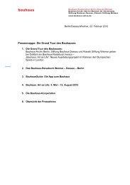 Artikel als PDF - Bauhaus Online