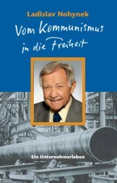 Ladislav Nohynek - Autobiografieservice - Matthias Brömmelhaus