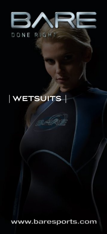 | WETsuiTs | - Wet & Dry