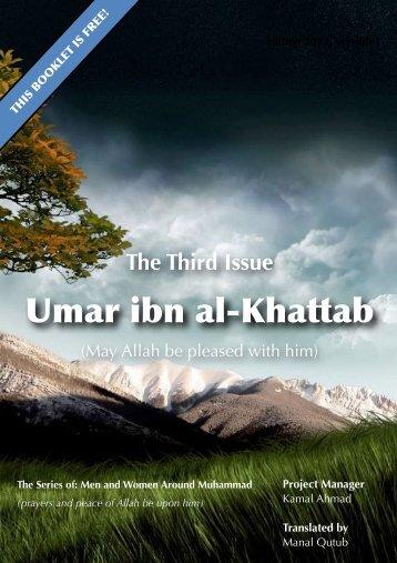 Umar ibn AlKhattab