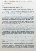 Simple_Summary_of_the_Pillars_Islam_and_Eemaan - Page 7