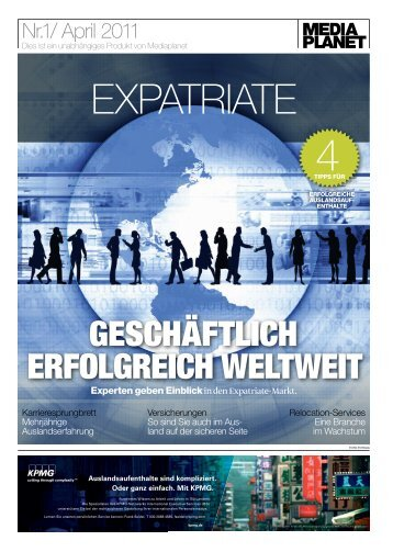 Expatriate by mediaplanet.com - ICUnet.AG