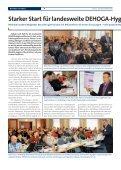 Hygiene-Offensive erfolgreich gestartet INTERGASTRA mit - Dehoga - Seite 4