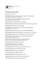 Prädikatsprüflinge 2009 - IHK Fulda