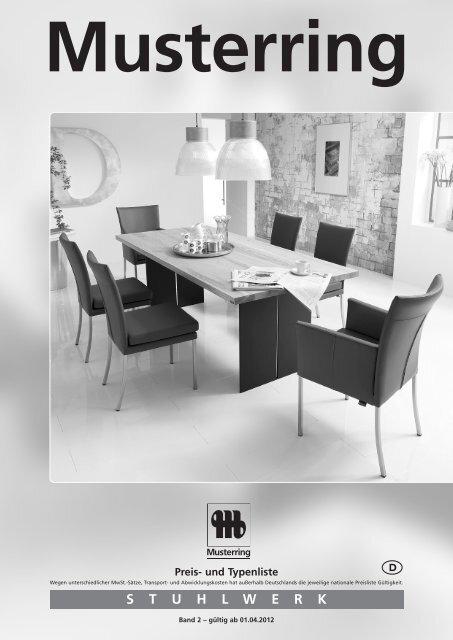 Stuhlwerk Musterring Möbel Rulfs