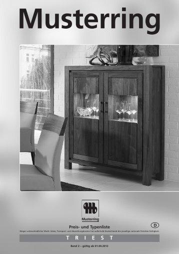 TRIEST Musterring - Möbel Rulfs