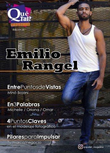 Que Tal? Magazine #7