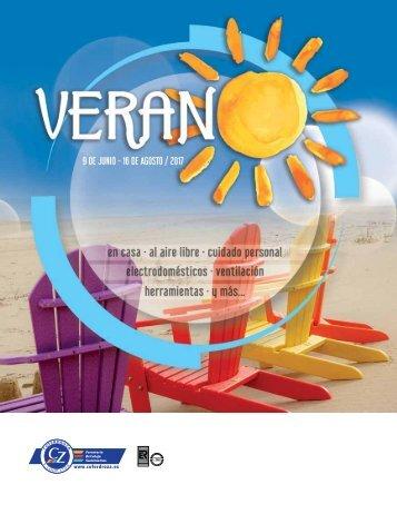 Catálogo COFERDROZA  VERANO del 9 de Junio al 16 de Agosto 2017