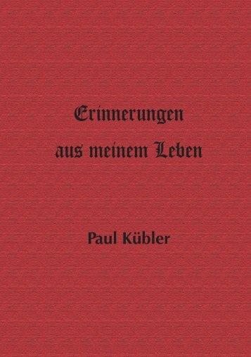 Paul Kübler - KFA Eisenach