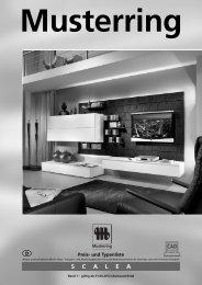 SCALEA Musterring - Möbel Rulfs