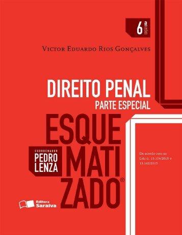 Direito Penal-Esquematizado-Parte Especial-2016