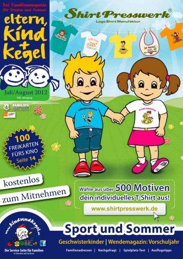Juni 2012 - eltern,Kind+Kegel