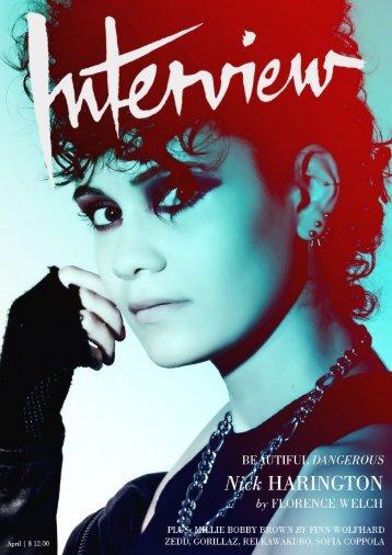 Genderless Magazine