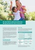 Die wgv Lebensversicherung - wgv Versicherungen - Seite 5