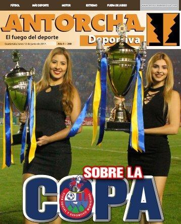 Antorcha Deportiva 268