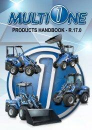 MultiOne Products Handbook 2017