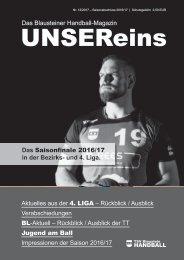 UnserEins - Ausgabe 2 2016/17